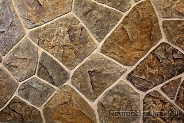 Бетонный камень