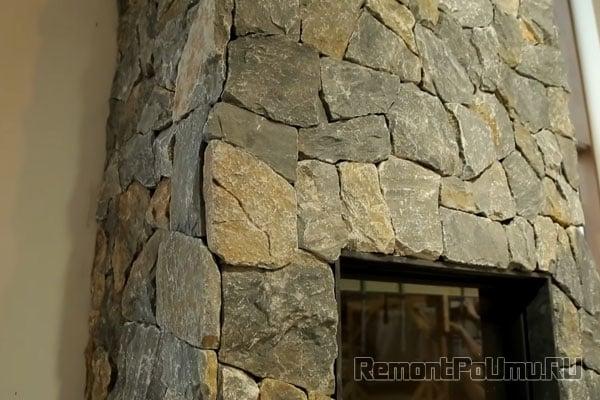 Ассортимент камня
