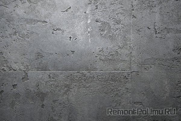Штукатурка декоративный бетон