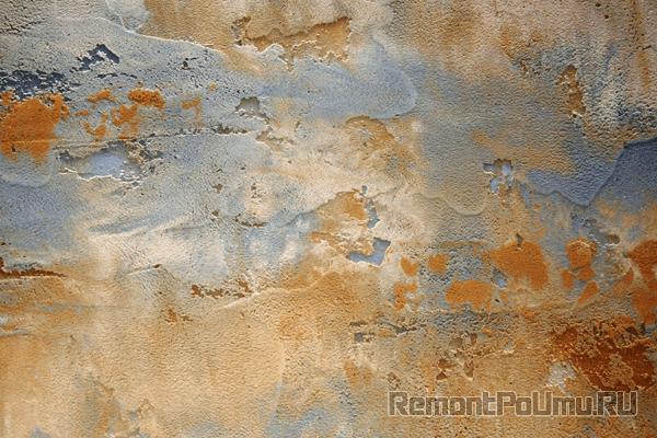 Текстура фреска