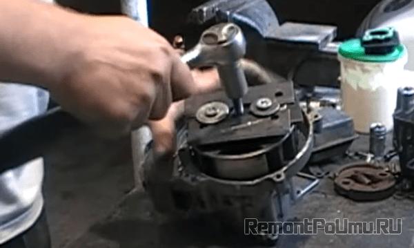 Съемник магнето